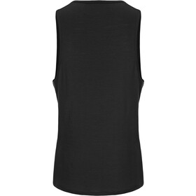 super.natural Base Tank 140 Men Jet Black